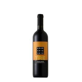 Vinho Tinto Brancaia TRE Maremma IGT 2014 750 mL