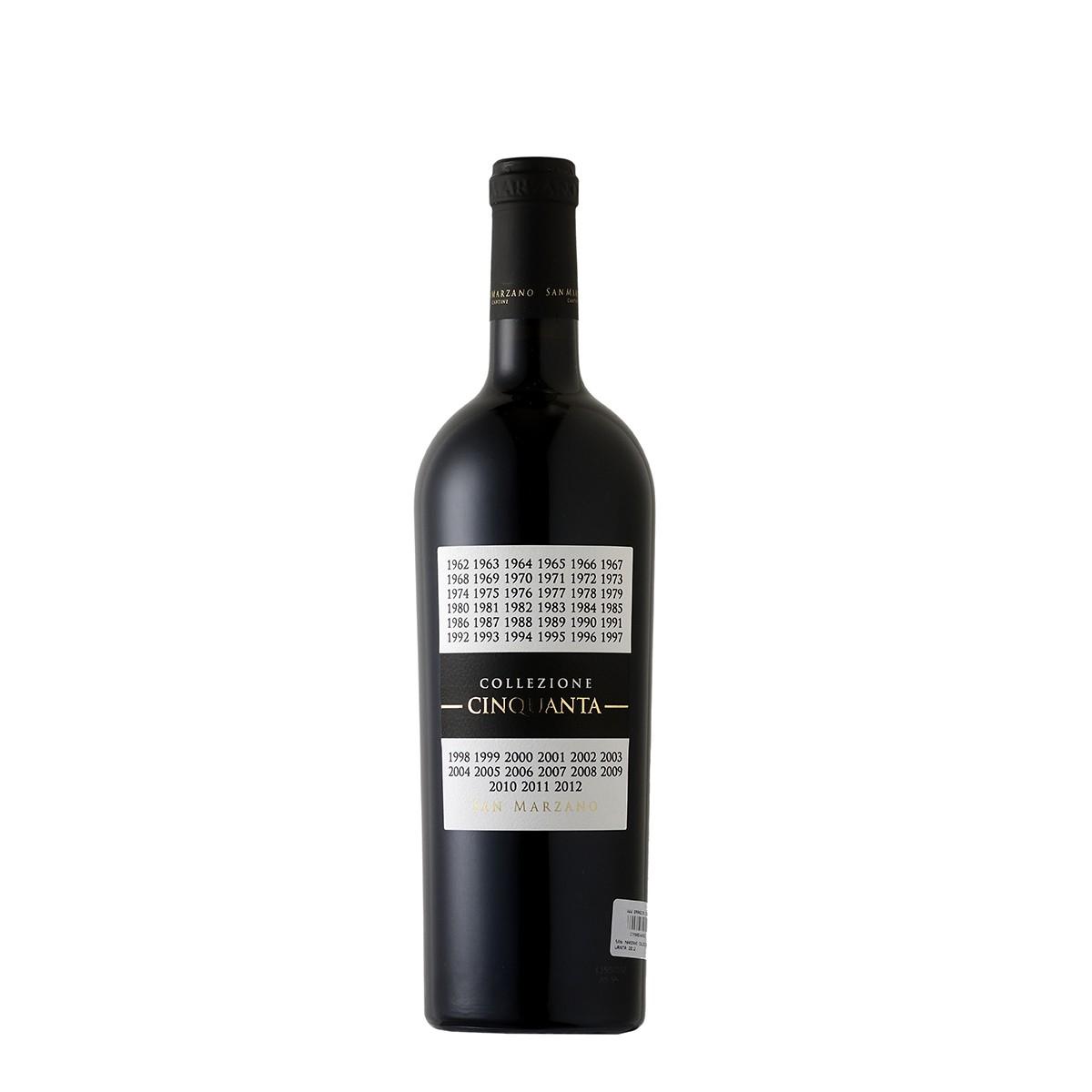 Vinho Tinto San Marzano Collezione Cinquanta 750 mL