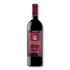 Vinho Tinto Marqués de Cáceres Reserva 2014