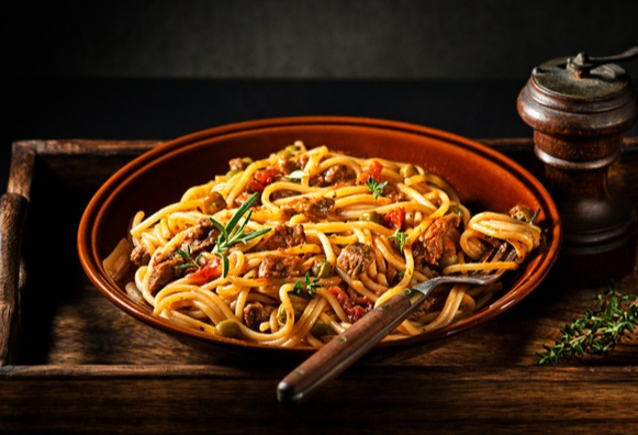 receita-ragu-rabada-spaghetti-massa